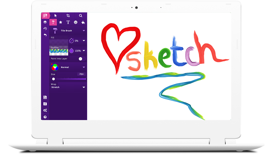 Sketch.IO - The Maker of Sketchpad